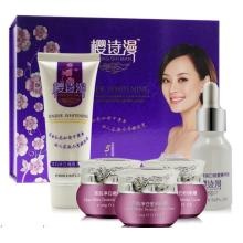 YING SHI MAN 5 pcs Face Skin Care Set Repair Whitening Nursing moisturizing remove Freckle