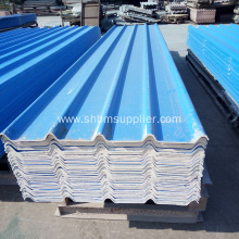 Heat Resistant UV Blocking MgO Roofing Tiles