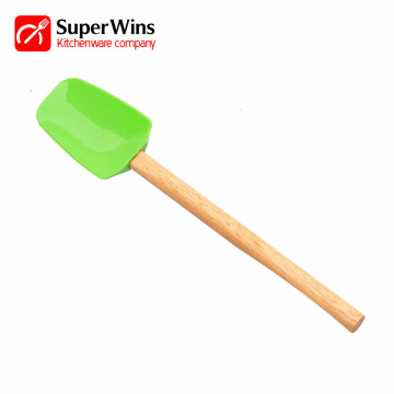 Pastry tools Heat Resistance Silicone Spatula