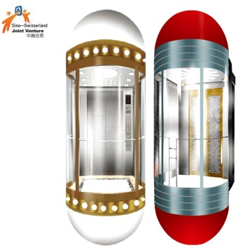Capsule Safety Glass Lift with ARD