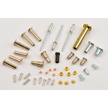 Rivets sheet metal screws