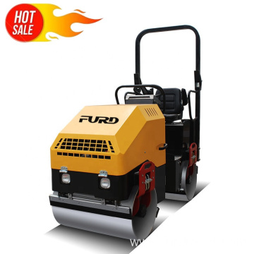 Ride on double steel road roller vibratroy asphalt road roller price  FYL-900