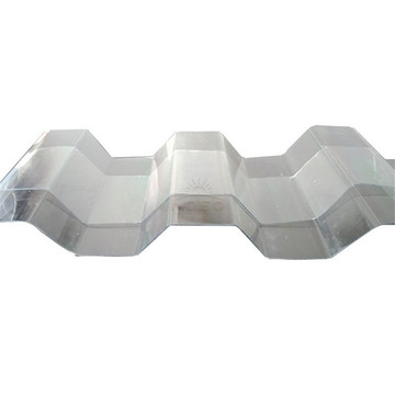 Roofing Pc Transparent Polycarbonate Corrugated Sheet