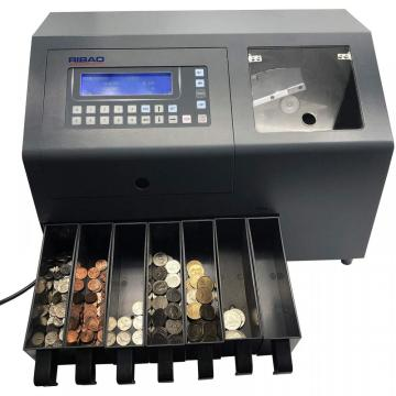Coin counter and Sorter for Albanian coins
