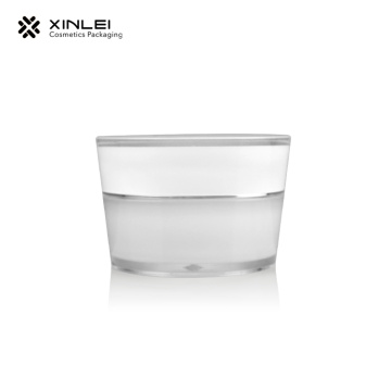 15 g Taper Shape Cosmetic Acrylic Jar
