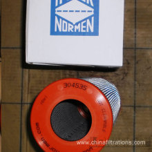 Oil Filter INTERNORMEN Replacement 01.NR630.10VG.10BP