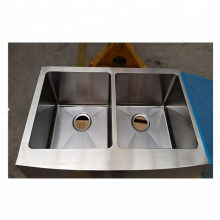 Handmade kitchen stainless steel custom sink