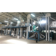 Grain Cleaning Plant For Wheat Maize