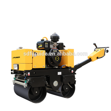 Best selling hydraulic steering soil compactor