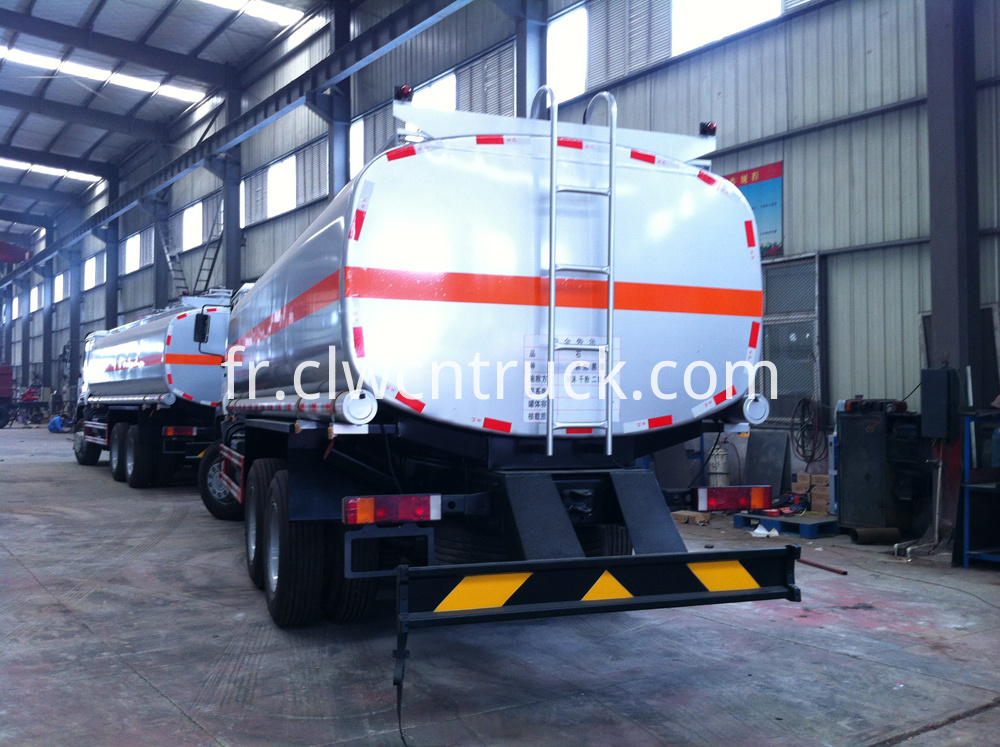 gasoline transport tank truck 5