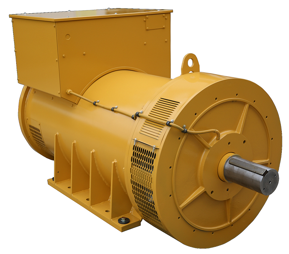 Brushless Electric Power Generators