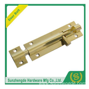 SDB-017BR Simple Shape Main Pad Bolt For Sliding Door Lock U Bolts