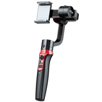 Lighter And Smaller Gimbal For Smartphone