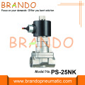 PS-25NK Pilot Piston Steam Stainless Steel Solenoid valve