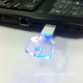 Car Key Glass USB Flash Drive