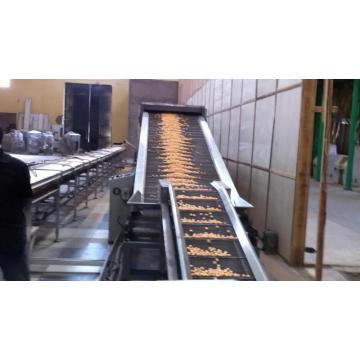 Puffed corn snacks making machine production line