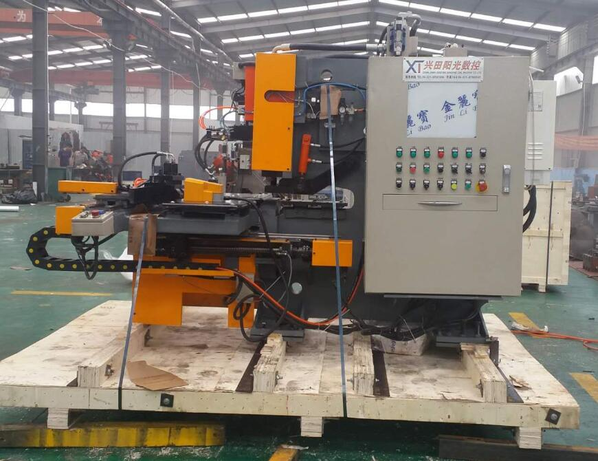 CNC Sheet High Speed Punching Machine