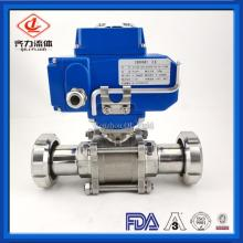 sanitary 2/3 Way Electric Ball Valves