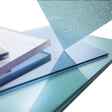 Thermal Roofing Solid Transparent Polycarbonate Sheet