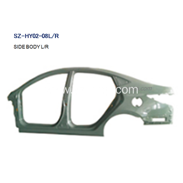 Steel Body Autoparts HYUNDAI 2011 ACCENT SIDE BODY