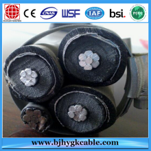 24KV Aluminum Conductor XLPE Aluminum Wire Screen Cable