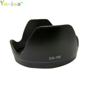 EW78E EW-78E camera Lens Hood for Lens Hood for CANON EF-S 15-85mm f/3.5-5.6 IS USM
