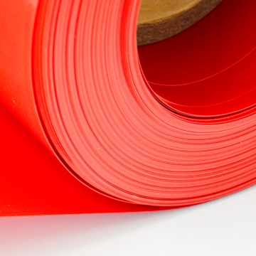 0.18-2mm Thick colored Rigid sheet PS