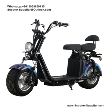 EE approved big tires citicoco scooter