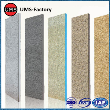 Exterior wall insulation board panels
