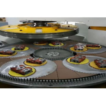 Cylinder parts double disc surface grinding machine