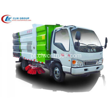 2019 barato Custo JAC 5cbm Road Sweeper Truck