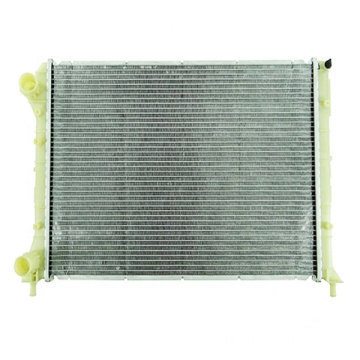 Car cooling radiator in heater radiator for chelvort