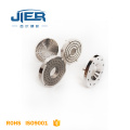 Stainless steel precision parts processing