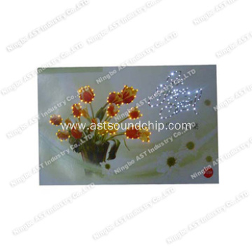 Flashing Greeting Cards, Brithday Greeting Card, Promotional Card