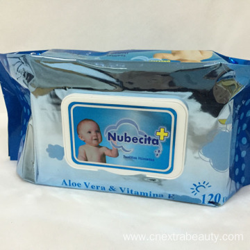 Hottest Baby Clean Soft Care Baby Wet Wipes