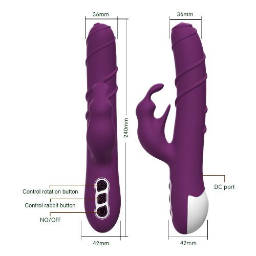 YAI-013 Rabbit Vibrator