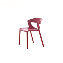 Kicca One Polypropylene Stackable Dining Chair