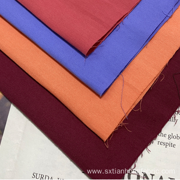 Elastic And Breathable Slant Fabric