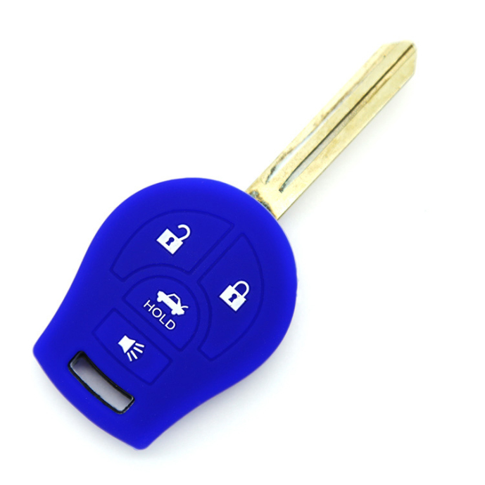 Nissan Key Case 4 Buttons