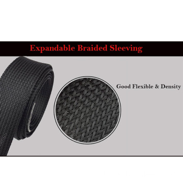 Expandable Braided Sleeve For Cable Protection