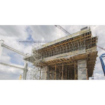 Continuous Beam Formwork Concrete Construction
