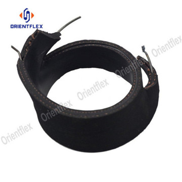 wire spiral rubber oil suction hose 14bar