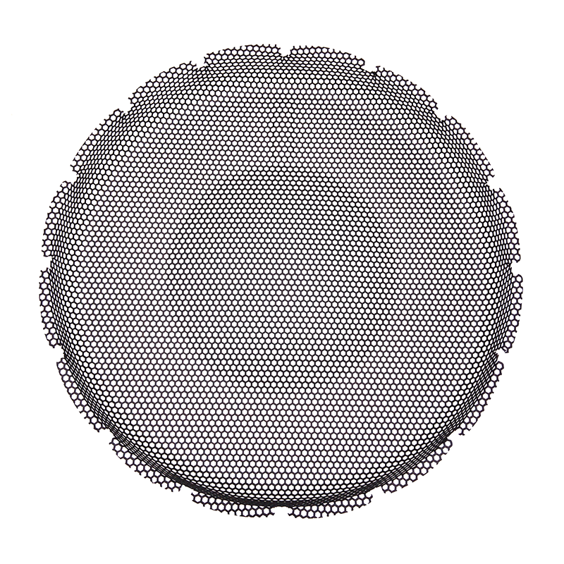 Audio Wire Mesh Cover