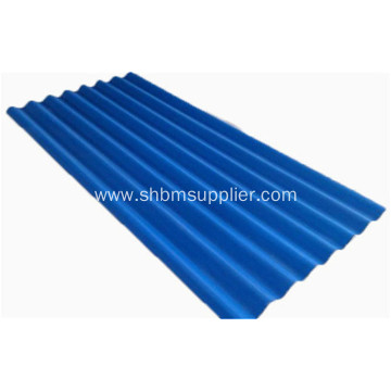 0.72M Length Sound Insulation Mgo Roofing Sheet