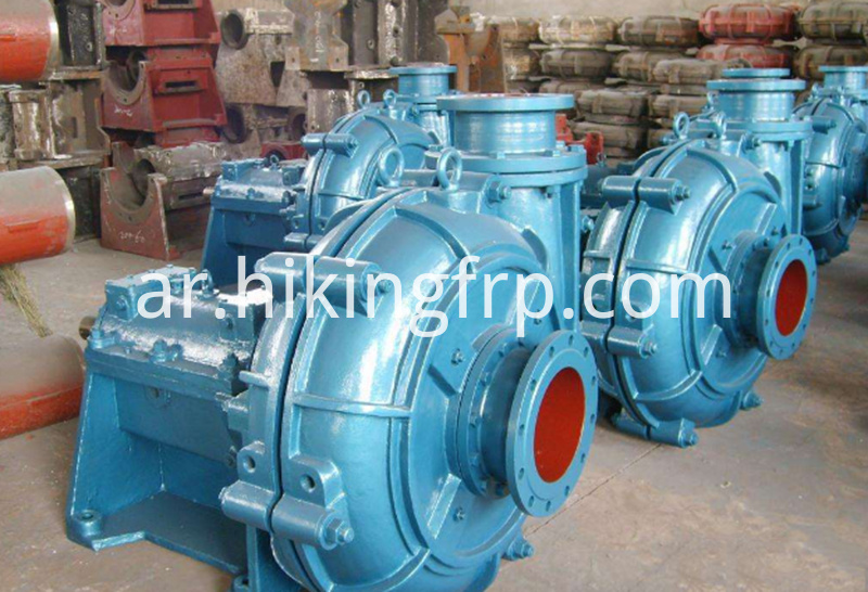 Slurry Pump Driven By Diesel Engine