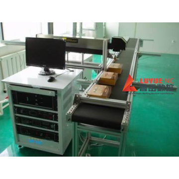 Rotary Three Axis Pneumatic Marking Machine