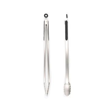 Soft Grip Extra Long Handle Tongs