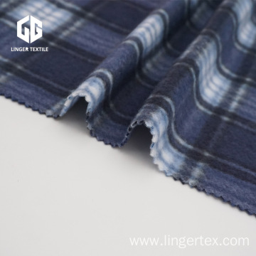 100% Polyester Printed Knit Terry Fabric
