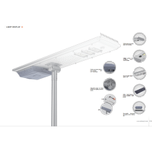 Aluminum Housing Module All In One Street Light