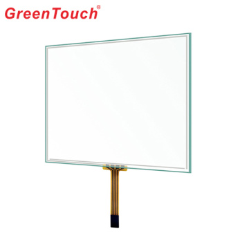4 Wire Analog Touch Screen Panel 6.5""